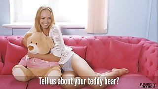 Cute Diana Rachel S erotic model interview for Plushies TV