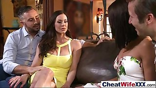 (adriana kendra) Real D/s Wife Cheats In Hard Fashion Sex Tape video-03
